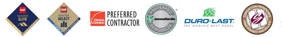 preferred contractor logos