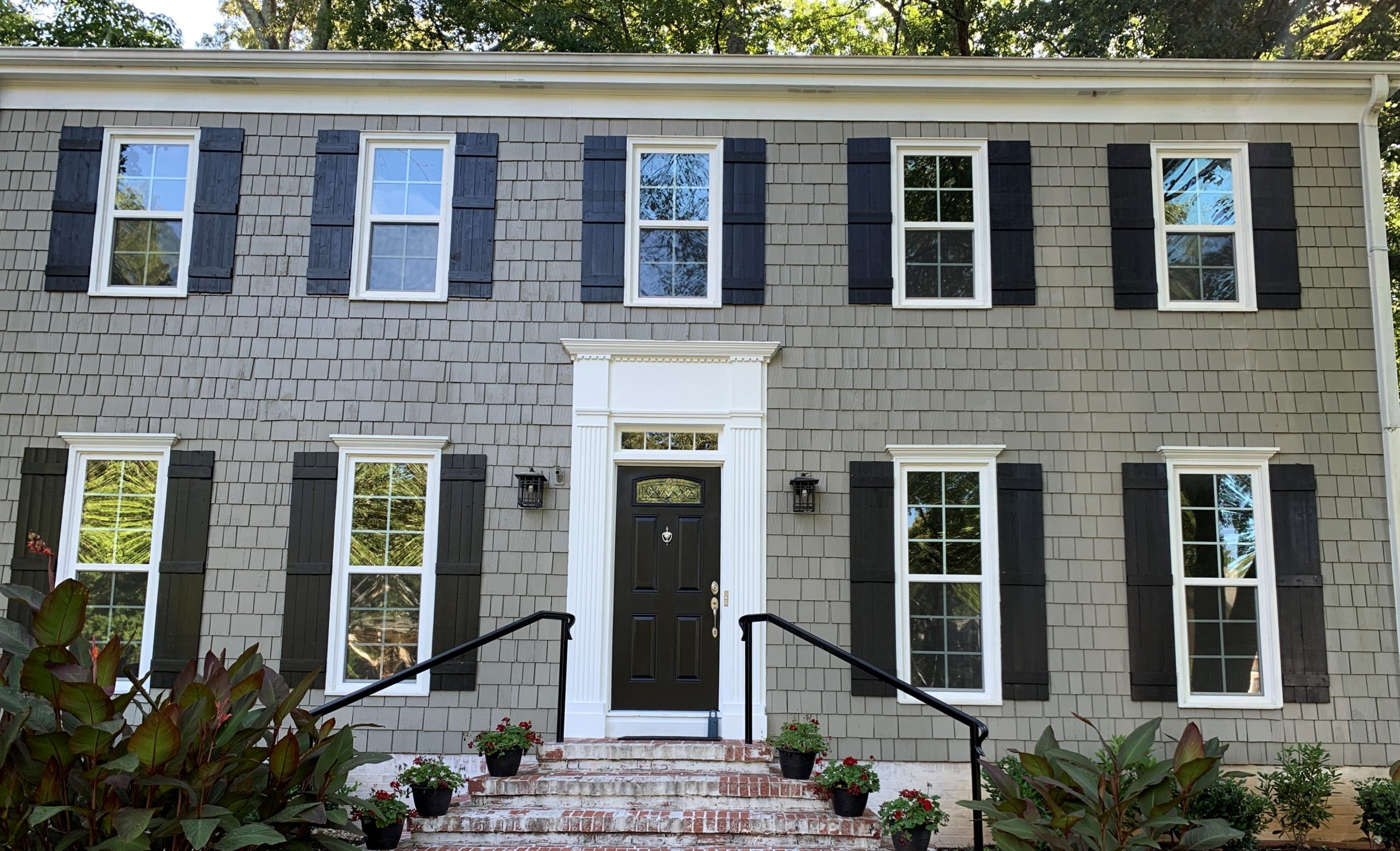 Roswell exterior painting and siding