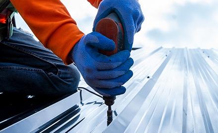 metal roof installation expert