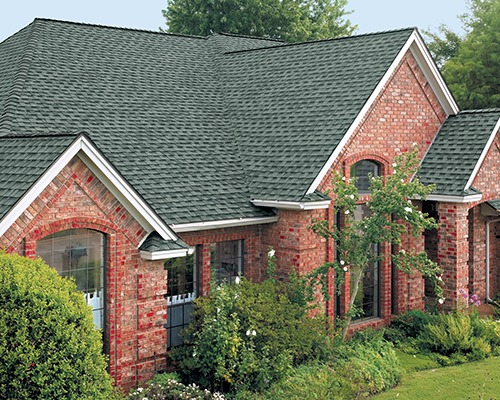 roofing contractor shingle roof replacement