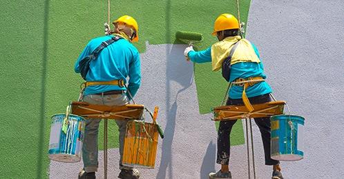 commercial painting contractor metro atlanta