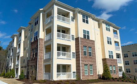 condo and apartment roofing