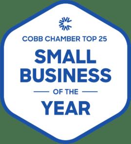 Cobb Chamber Top 25
