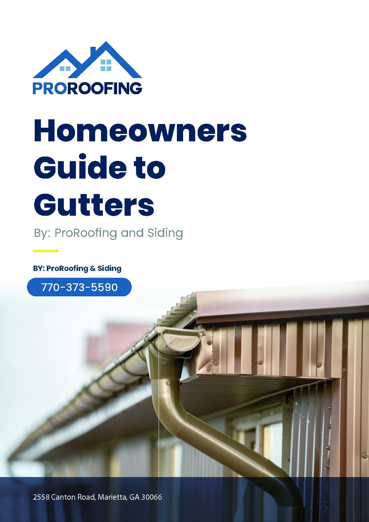 EBook Gutters