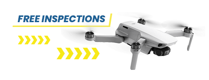 free drone roof inspection