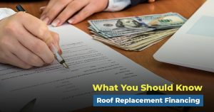 Roofing Financing