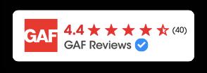 GAF Verified Reviews