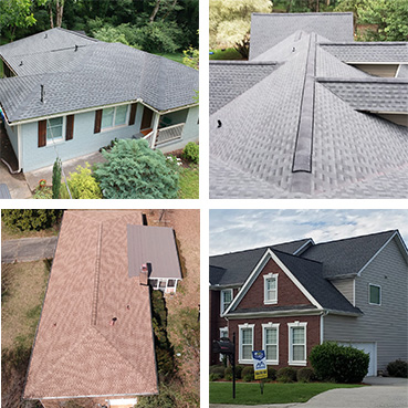 roofing project photos